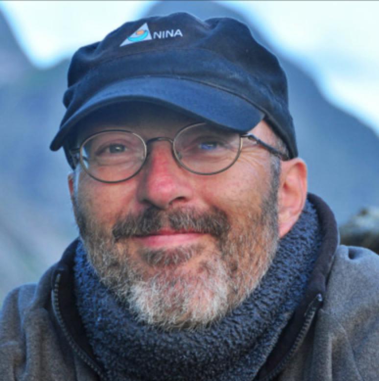 John DC Linnell, human-wildlife interactions specialist