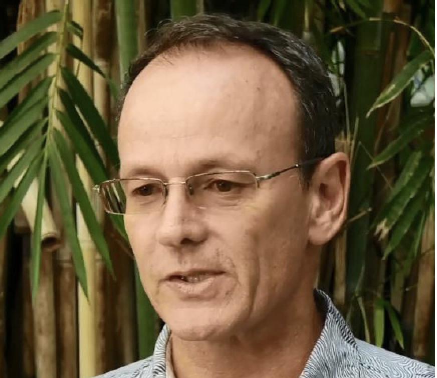 Carl G. Meyer, shark specialist